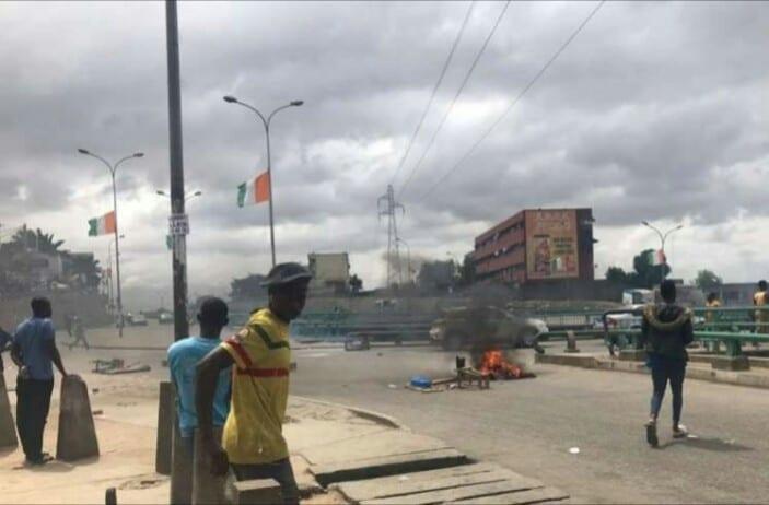 Côte d'Ivoire : Une marche prévue ce 13 août a été annulée