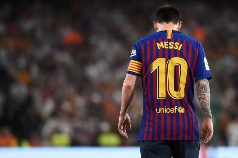 Coup de tonnerre ! Lionel Messi a décidé de quitter le FC Barcelone