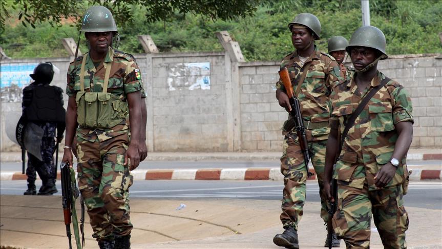 Togo : le gouvernement investit davantage dans l'équipement militaire