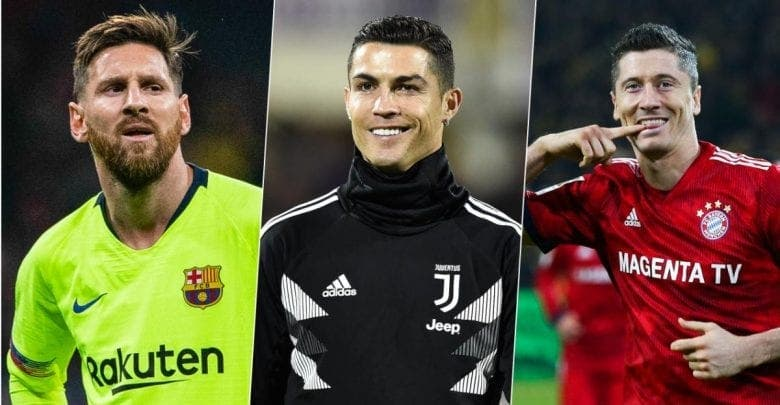Découvrez les 10 meilleurs joueurs de la ligue des champions 2020