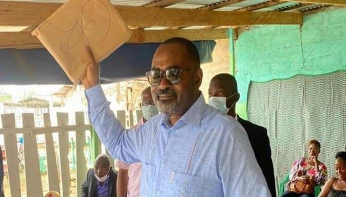De nouveau candidat à la présidentielle ivoirienne, Gnamien Konan se lie à l'activiste Kemi Seba