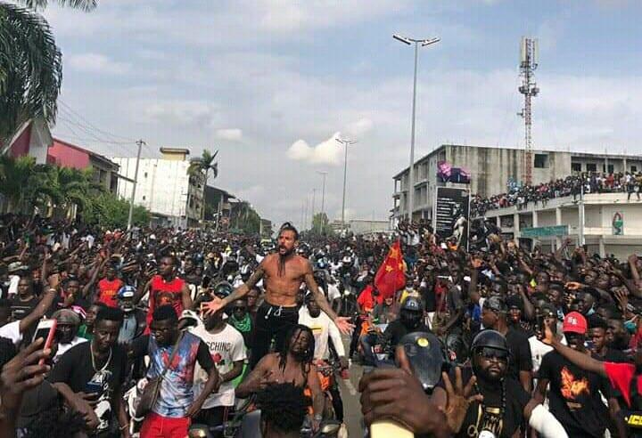La Chine de DJ Arafat légalisée en France en tant que fan club