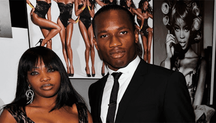 Didier Drogba : Son épouse Lalla Diakité fait une importante révélation sur leur vie de couple