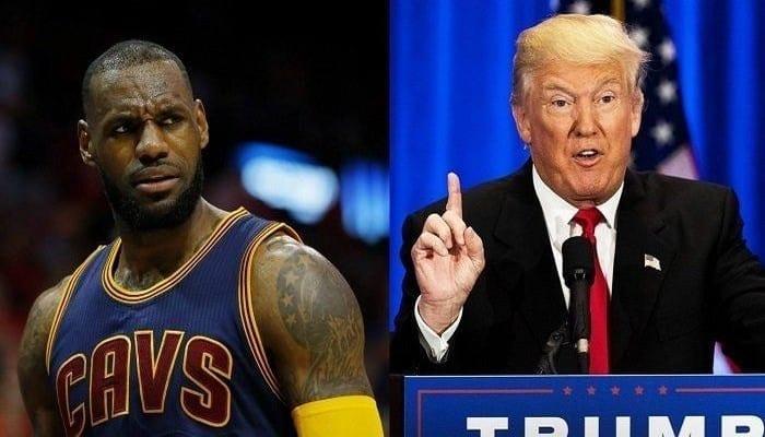 Donald Trump « Certains joueurs NBA sont franchement très stupides »