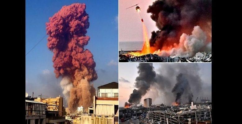 Explosion de Beyrouth : les dirigeants internationaux promettent près de 300 millions de dollars au pays