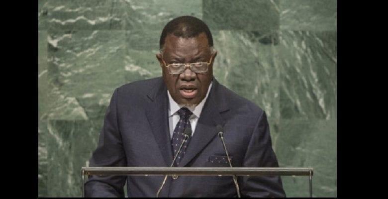 Génocide en Namibie : le président Hage Geingob rejette l'offre de réparations de l'Allemagne