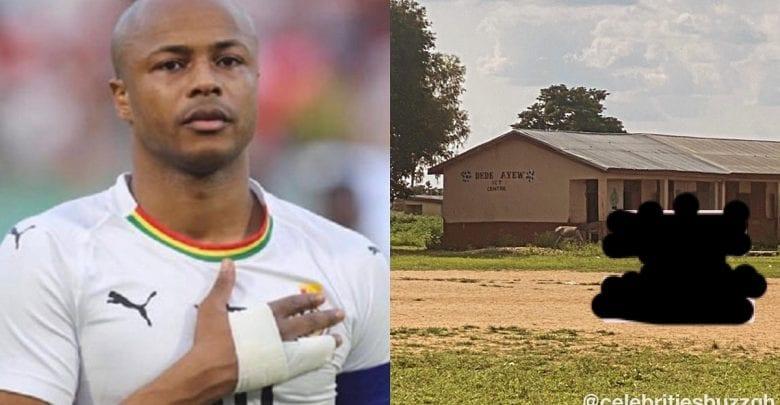 Ghana: le footballeur Dede Ayew construit un centre TIC dans son village