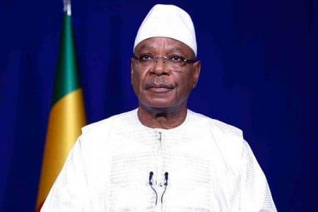 Mali: Ibrahim Boubacar Keita démissionne