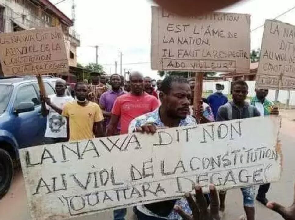 Côte d'Ivoire : les manifestations de rue désormais suspendues