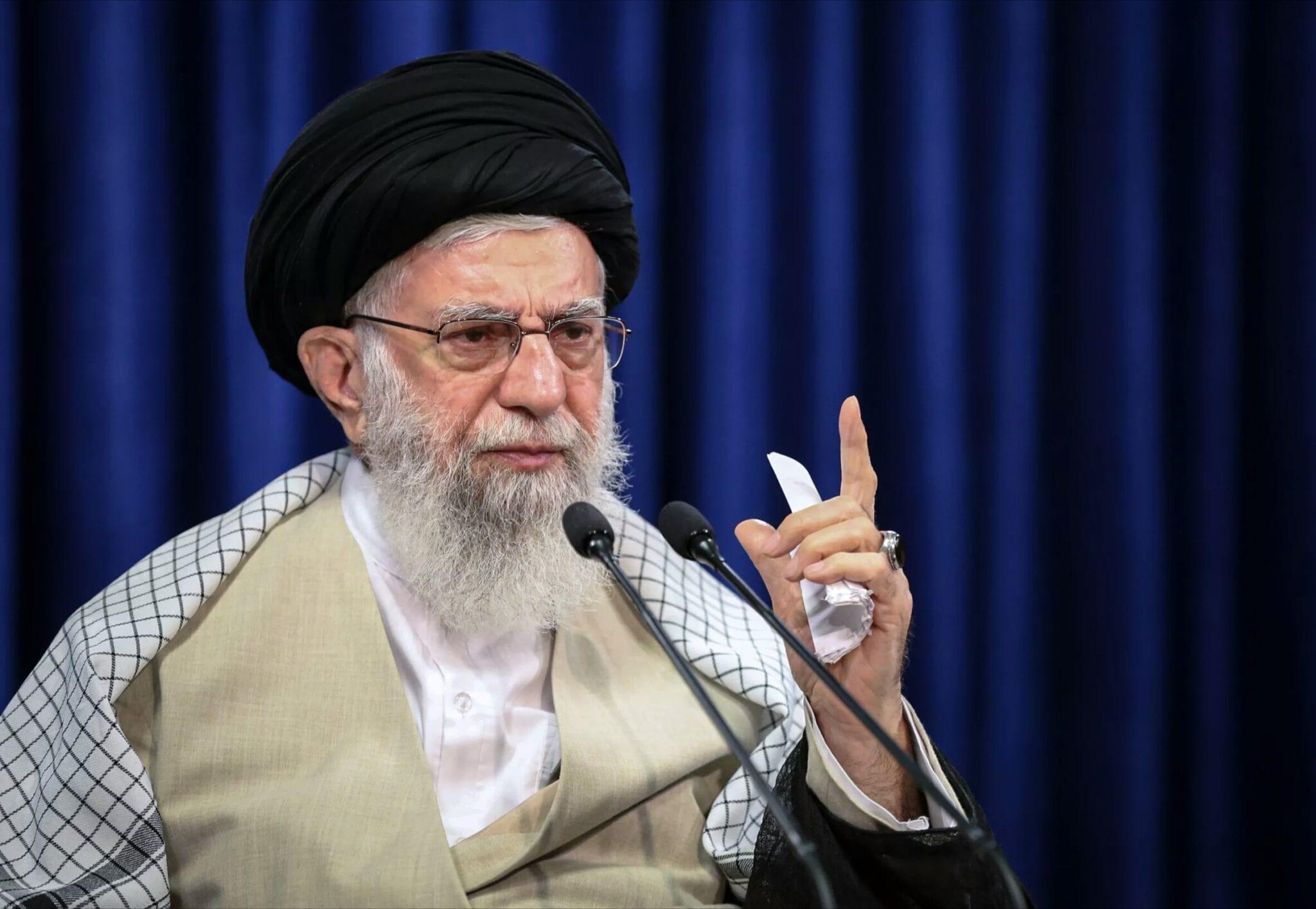 Iran : Ali Khamenei ne veut pas négocier avec Trump