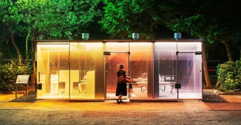 Japon : de nouvelles toilettes publiques transparentes installées à Tokyo : Photos