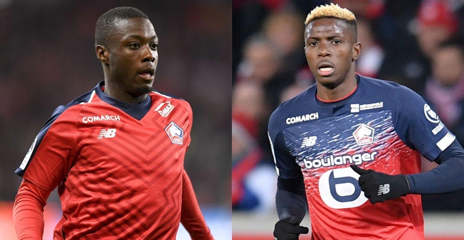 Joueurs africains les plus chers de l'histoire : Osimhen détrône Pépé…découvrez le classement complet !