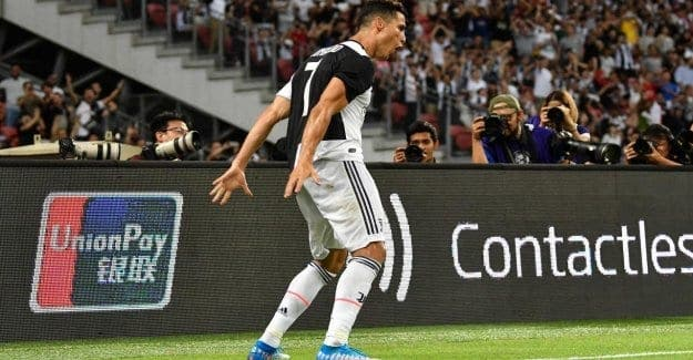 Juventus : EA Sports supprime une célébration de Cristiano Ronaldo jugée provocatrice