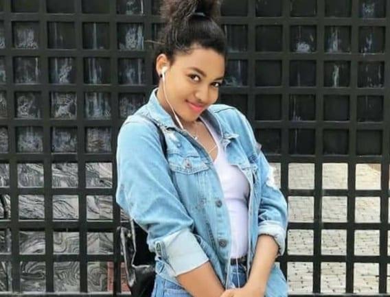 Kirachaana, la Nigériane considérée comme la plus belle fille d'Afrique