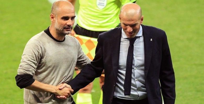 LDC- Pep Guardiola : « ce que j'ai dit à Zidane après le match »