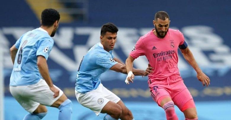LDC/8e Finale : Manchester City élimine le Real Madrid, l'OL sort la Juventus!