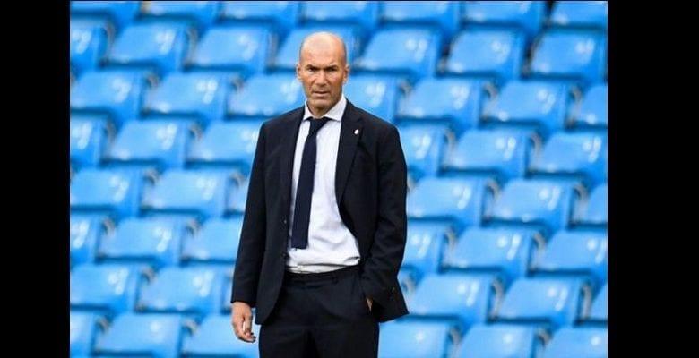 LDC : la réaction de Zinedine Zidane après l'élimination du Real Madrid