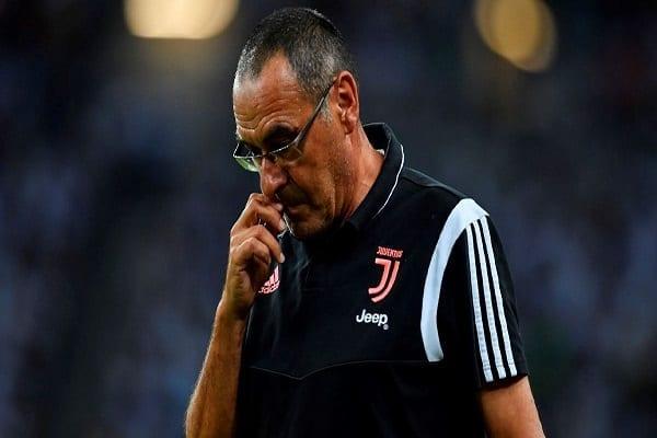 « La Juventus est maudite » : Maurizio Sarri explique