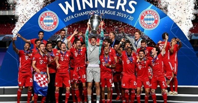 Le Bayern Munich devient le 3e club à marquer 500 buts en Ligue des champions-Voici le Top 3