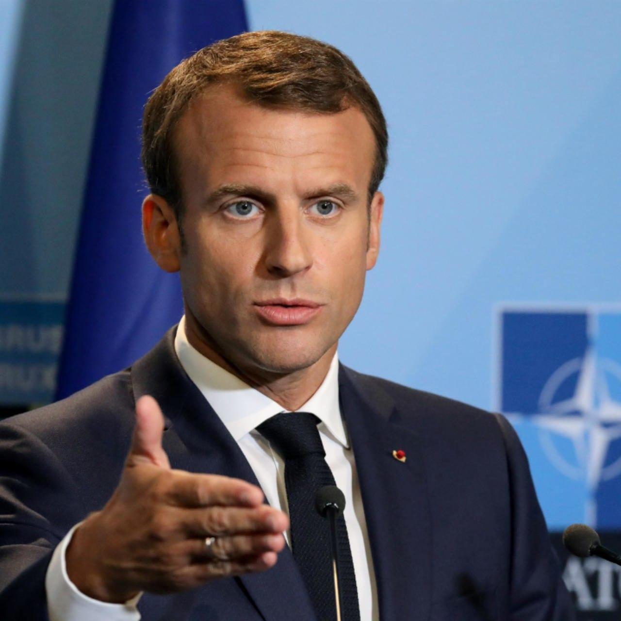 Emmanuel Macron : «  la France et ses partenaires se sont engagés pour la sécurité des Maliens »