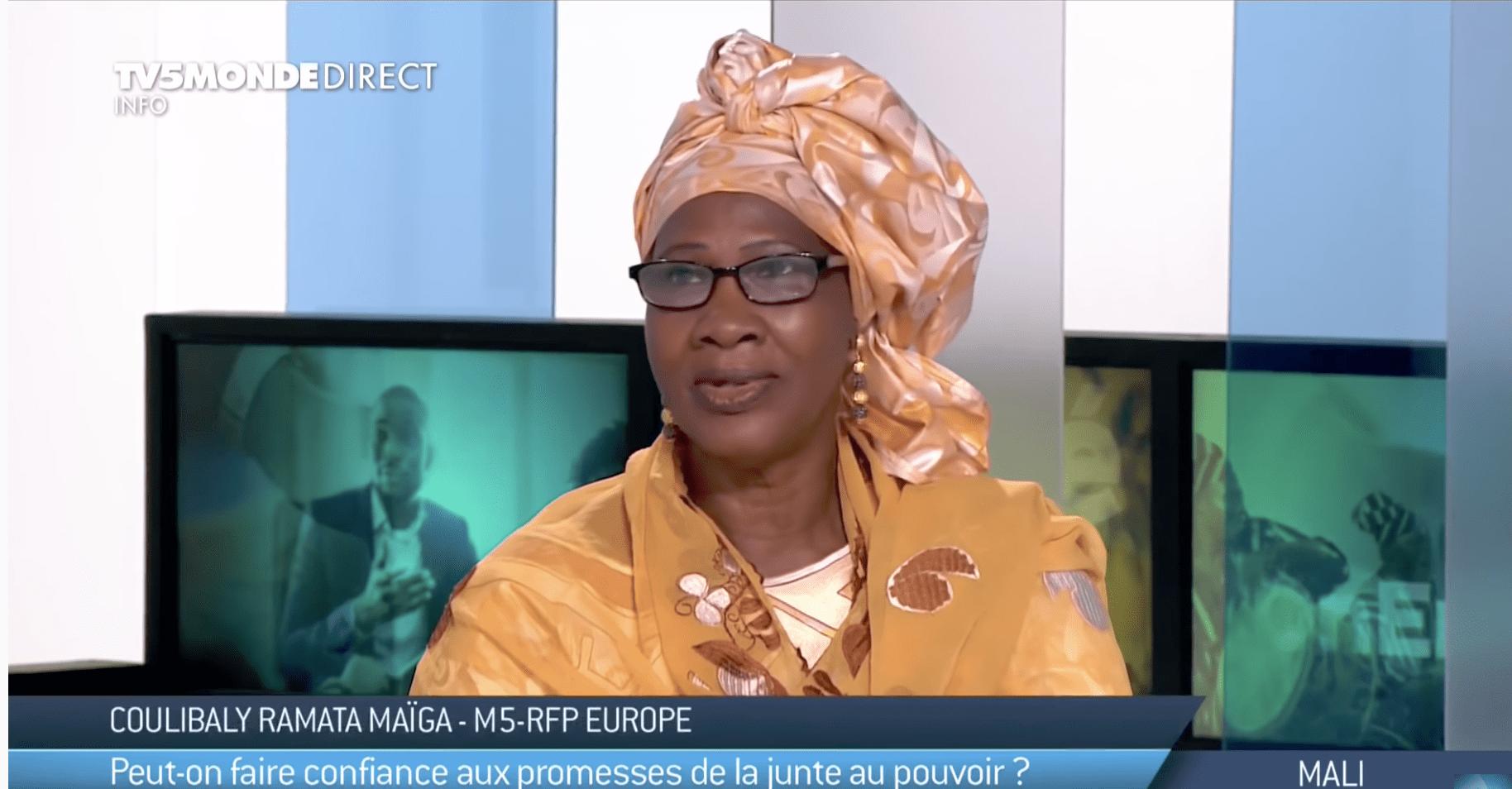 Mali – Faire confiance à la junte militaire ? (video)
