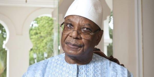 Mali : IBK s'entretient avec l'ONU, deux de ses proches sont libérés