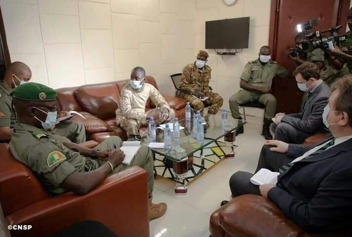 Mali : la junte veut une transition de 3 ans