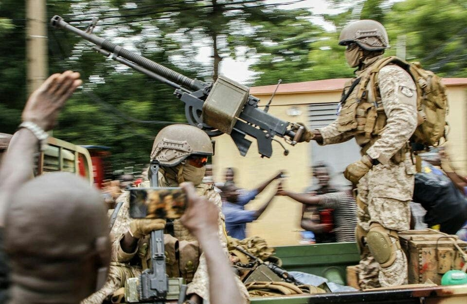 Mali : le M5-RFP se dit prêt à travailler avec la junte
