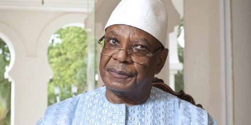Mali: Le président Ibrahim Boubacar Keita est arrêté par les mutins