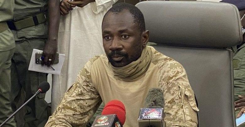 Mali : Le chef de la junte promet de gagner «la guerre»