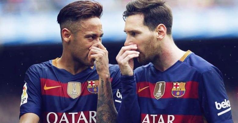 Mercato : Lionel Messi prépare un gros coup pour lui et Neymar !