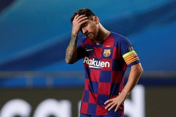 Messi va-t-il quitter le Barça après la défaite face au Bayern ? Le club réagit !