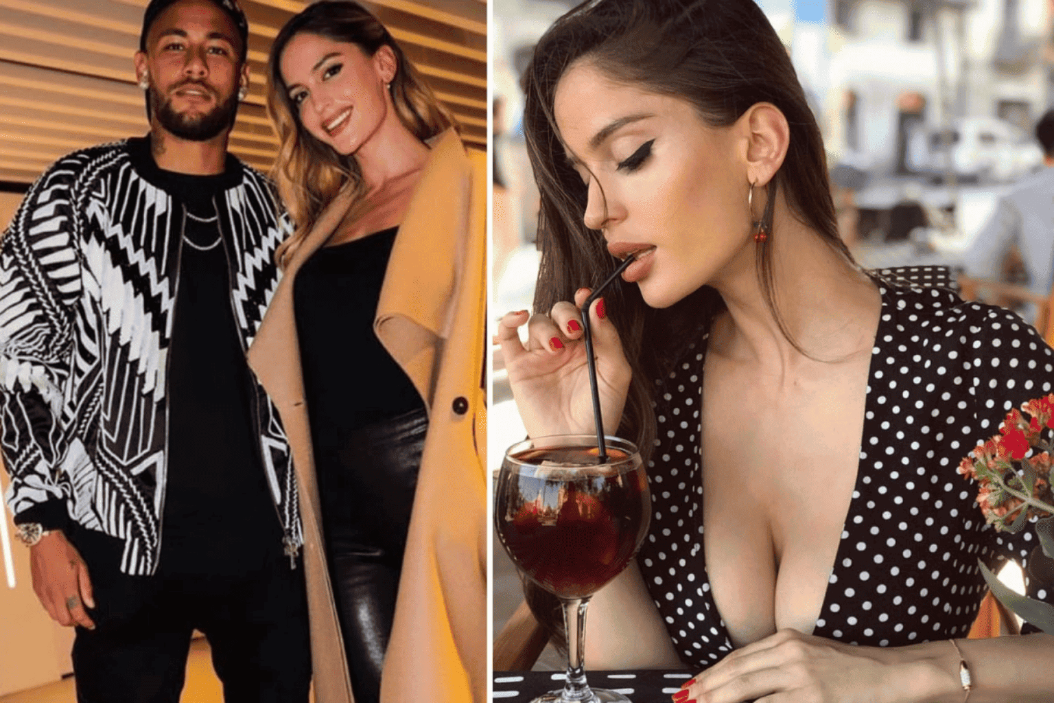 Neymar : « ma nouvelle petite amie est extraordinairement talentueuse »