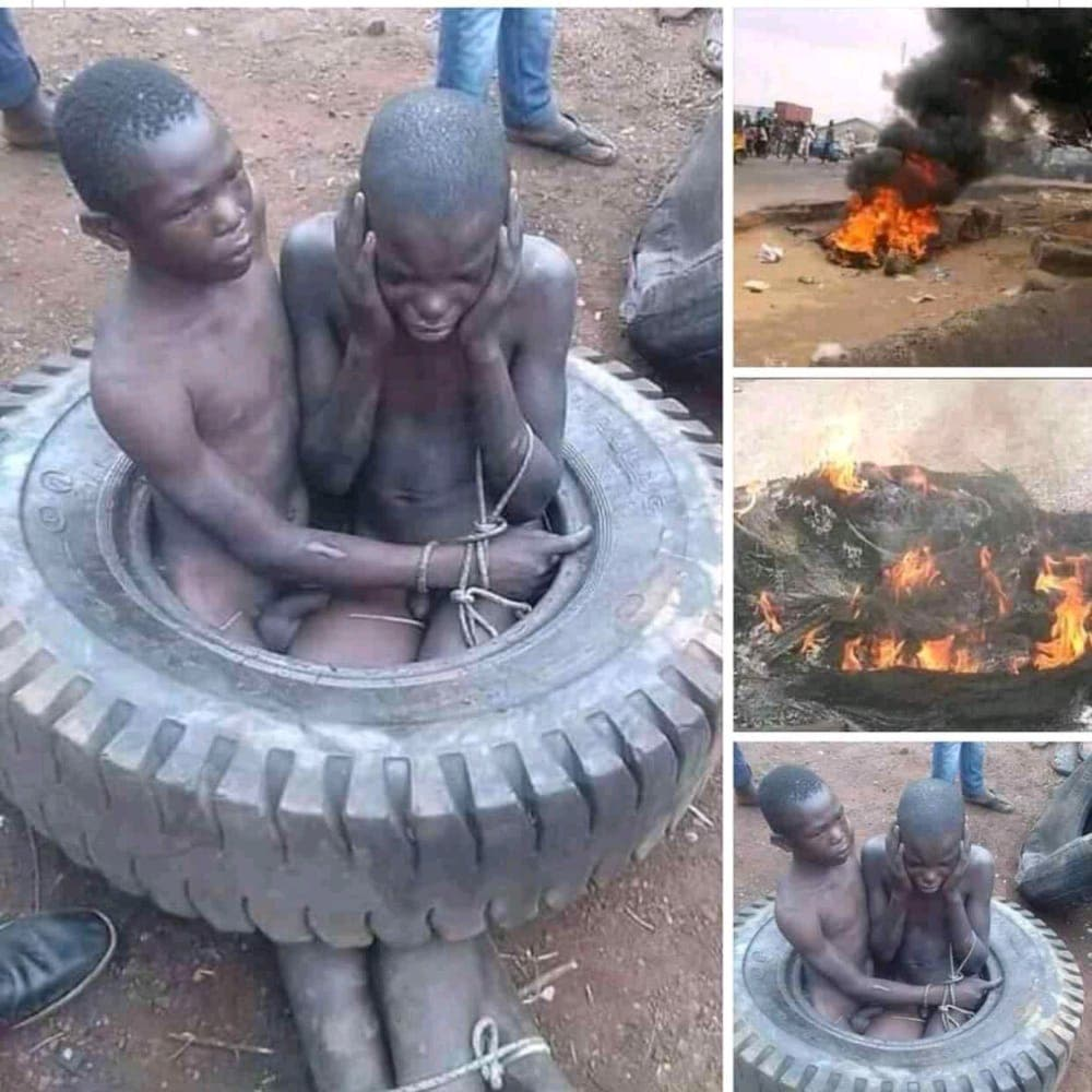 Nigéria : Deux enfants brûlés vifs pour avoir volé de la nourriture