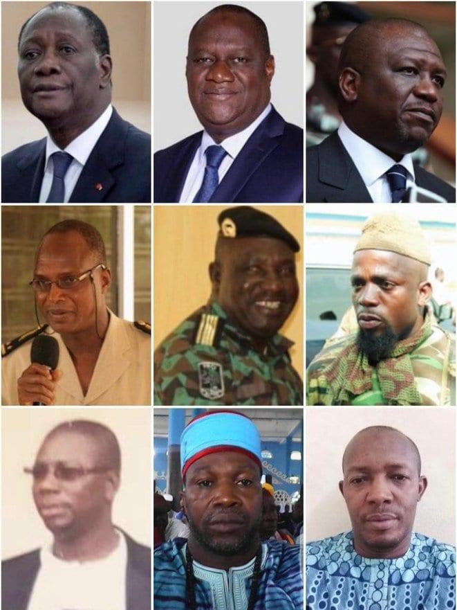 LE RÉGIME OUATTARA PRÉPARE UNE GUERRE ETHNIQUE EN CÔTE D'IVOIRE