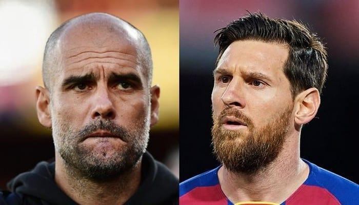 Pep Guardiola à Barcelone pour rencontrer Messi? Voici la photo qui secoue la toile