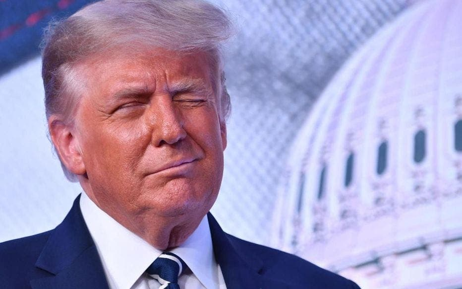 Donald Trump investi candidat pour la présidentielle de novembre 2020