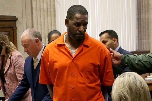 R. Kelly agressé par un codétenu en prison