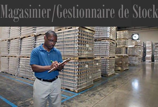 Recrutement Pour 03 Magasiniers CDI CDI