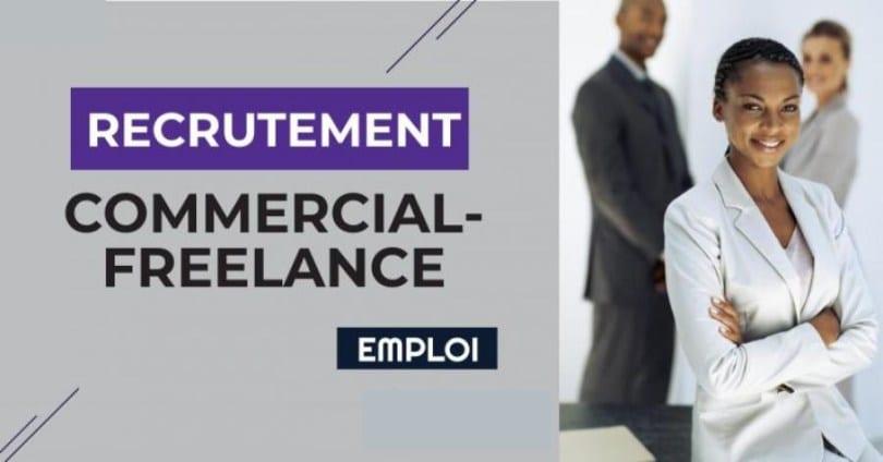 BENIN : Une société recrute 17 agents commerciaux itinérants