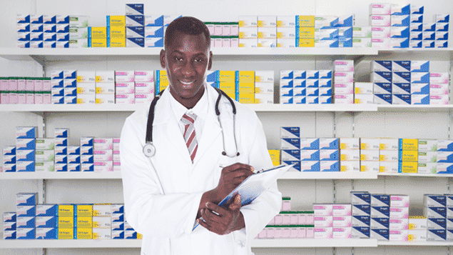 Recrutement Pour Pharmaciens assistants