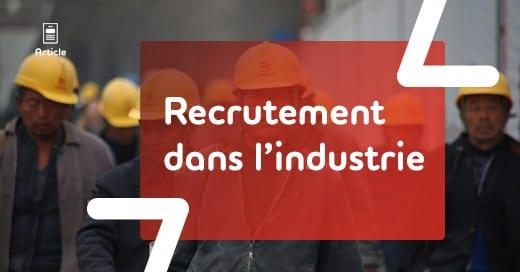 Recrutement de +20 Postes vacants – Entreprise industrielle