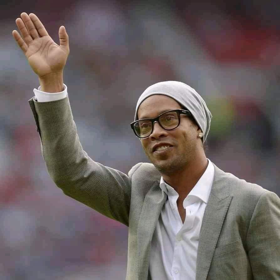 Ronaldinho totalement libre après 5 mois de détention au Paraguay