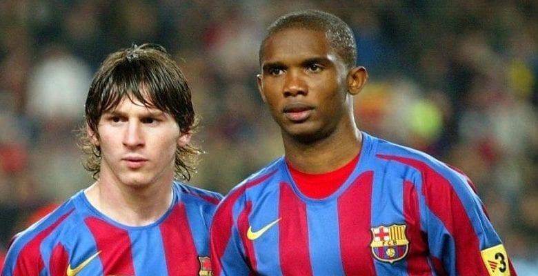 Rumeur de départ de Messi : Samuel Eto'o envoie un message au Barça