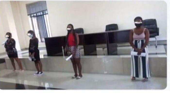 """Rwanda : quatre jeunes femmes arrêtées pour """"pornographie"""""""
