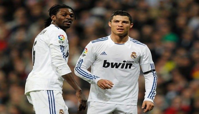 Selon Adebayor le Real Madrid aurait été favori contre Manchester City si…
