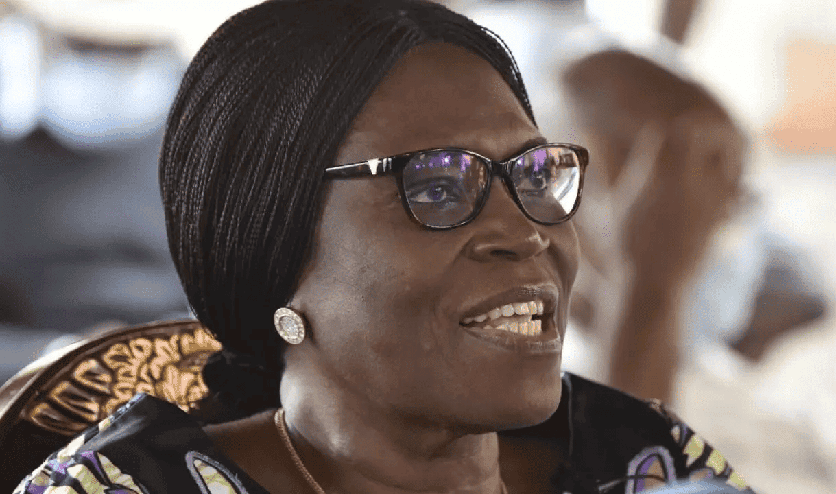 Simone Gbagbo : « Affi N'Guessan n'est pas mon candidat »