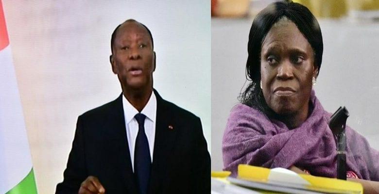 Simone Gbagbo reçoit une menace de la part des femmes du Rhdp