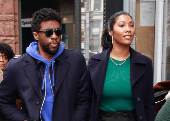 Taylor Simone : La femme de Chadwick Boseman dans un état critique