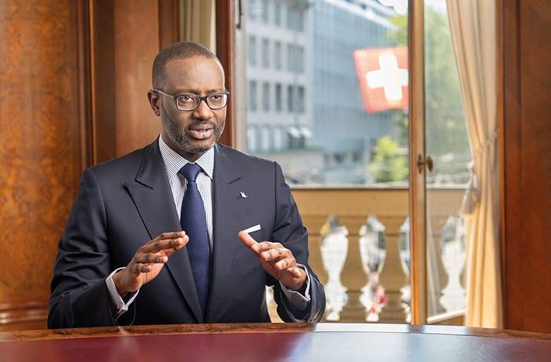 3e mandat de Ouattara: Tidjane Thiam prend position